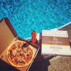доставка пиццы в Зеленоградске